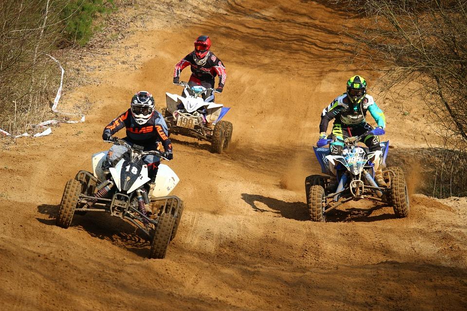 Ktm  Race Quad