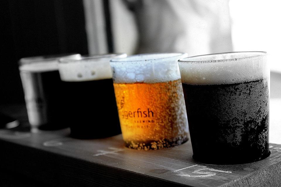 啤酒, 啤酒杯, 喝, 酒精, 饮料, 酒吧, 杯, 欢呼, 茶点, 泡沫, Ale, 庆典, 液体, 冷
