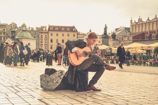 Streets People Music Musician Street Art S