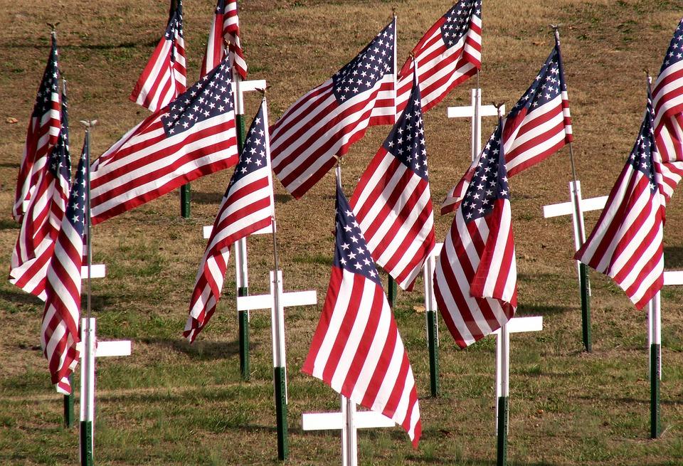 American, Flag, American Flag, Patriotism, Veteran Day