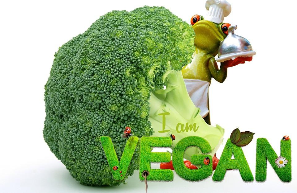 Vegan, Veganer, Appetit, Brokkoli