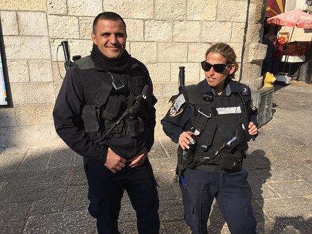 Полиция Израиля готовится к выборам