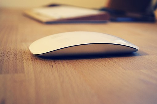 Mouse, Apple Inc, Design, Flat, Abstract