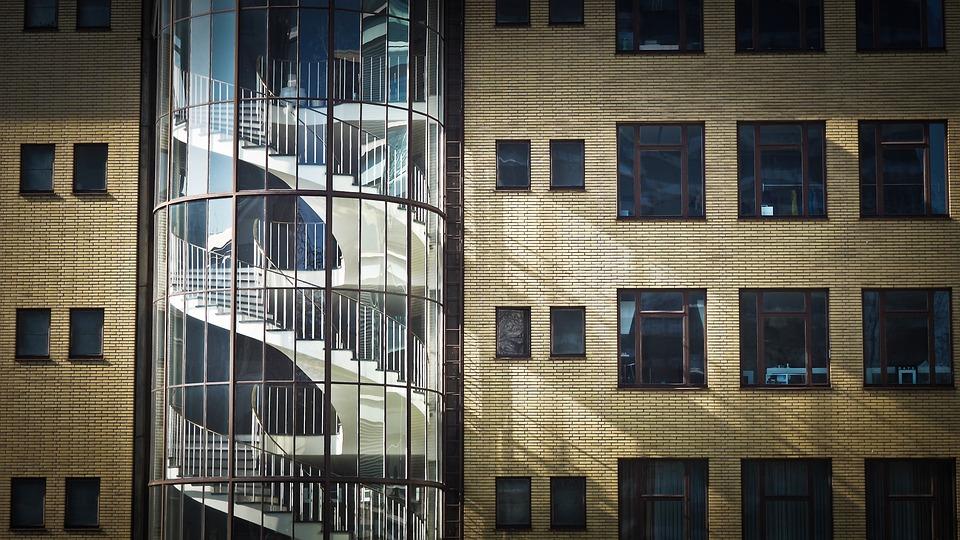 Treppenhaus architektur  Architektur Modern Treppenhaus · Kostenloses Foto auf Pixabay