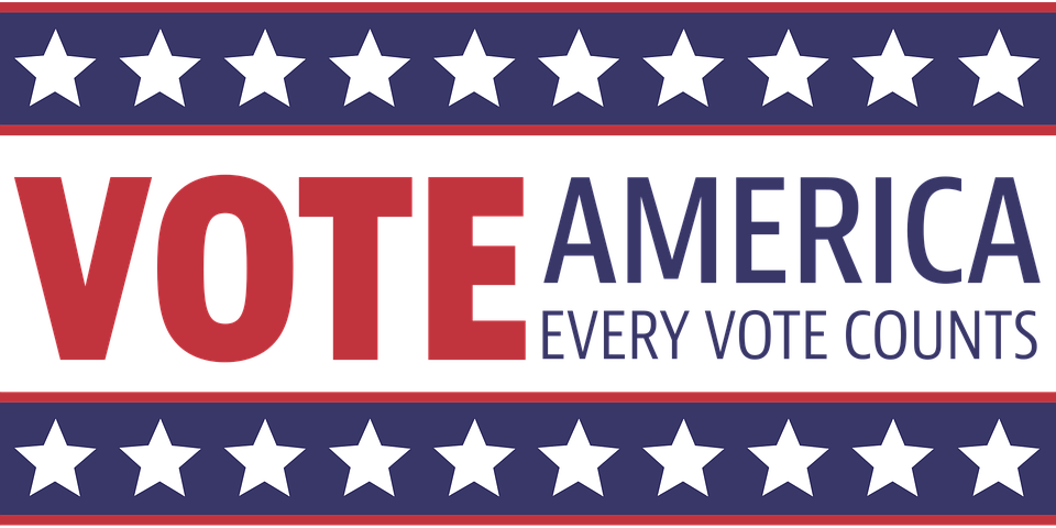 Vote Generic 2016 America - Free vector graphic on Pixabay