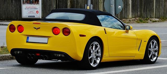 Corvette Sports Car Auto 183 Free Photo On Pixabay