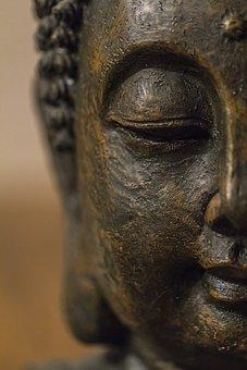Buddha, Statue, Buddhism, Religion, Asia