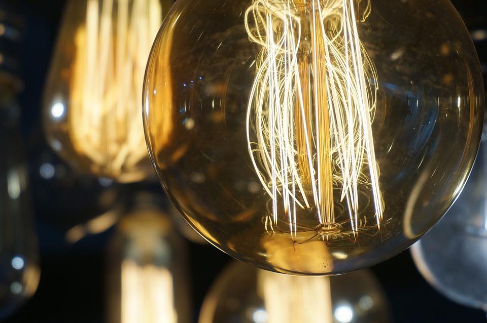 电灯泡, Electric Light, 光, 散热