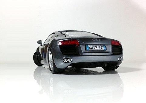 Audi, R8, Car