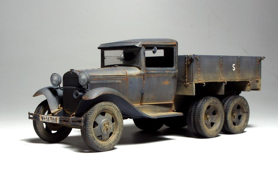World War Old Car · Free photo on Pixabay