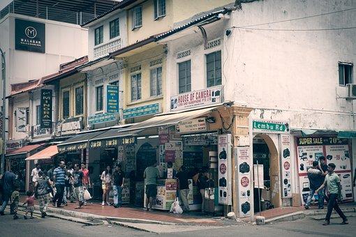 Little India Singapur Compras Tiendas