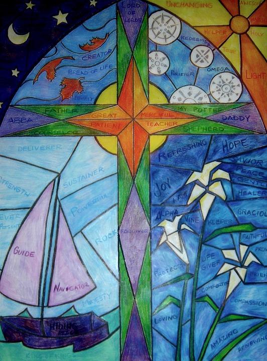 Pâques Religieux Croix Easter Image Gratuite Sur Pixabay