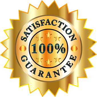 Label, Quality, Satisfaction, Guarantee