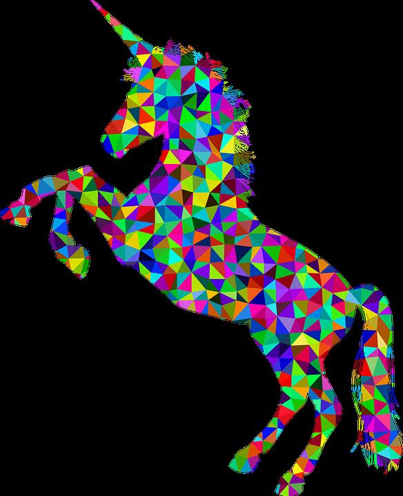 Licorne, Corne, Cheval, Équine, Des Animaux, Mythique