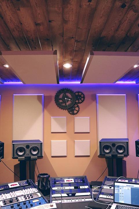 Tremendous Recording Studio Free Images On Pixabay Largest Home Design Picture Inspirations Pitcheantrous
