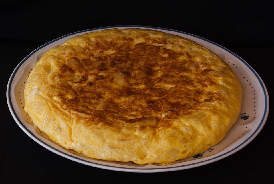 Food, Dish, Tortilla, Spanish, Gastronomy, Restaurant