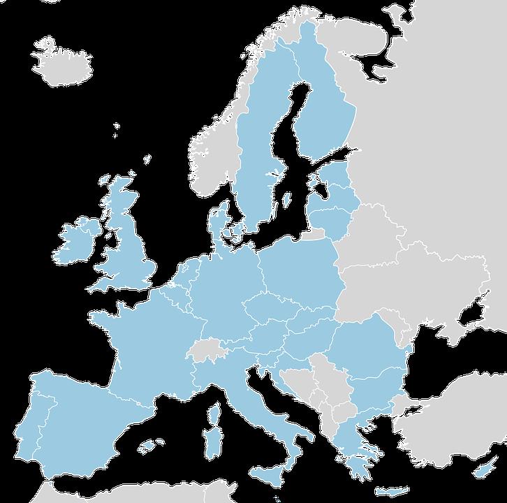 Europe Map Png European Union Free Image On Pixabay