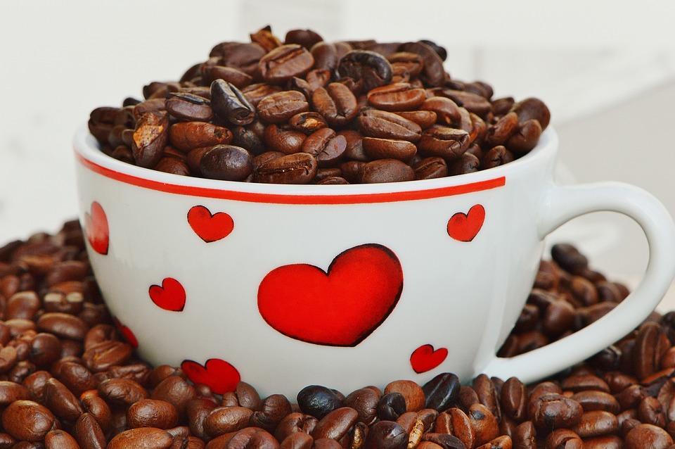 Kaffee Zu Zweit Liebe Kostenloses Foto Auf Pixabay