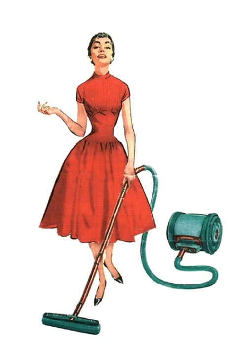 Free Illustration Retro, Vintage, Lady, Housewife - Free Image On Pixabay - 1291608-6656