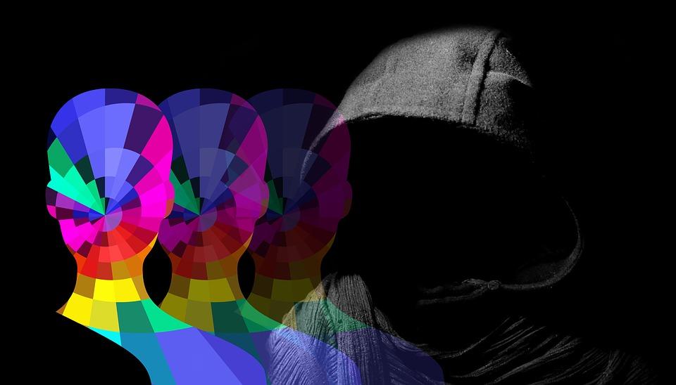 93+ Gambar Abstrak Manusia Paling Keren
