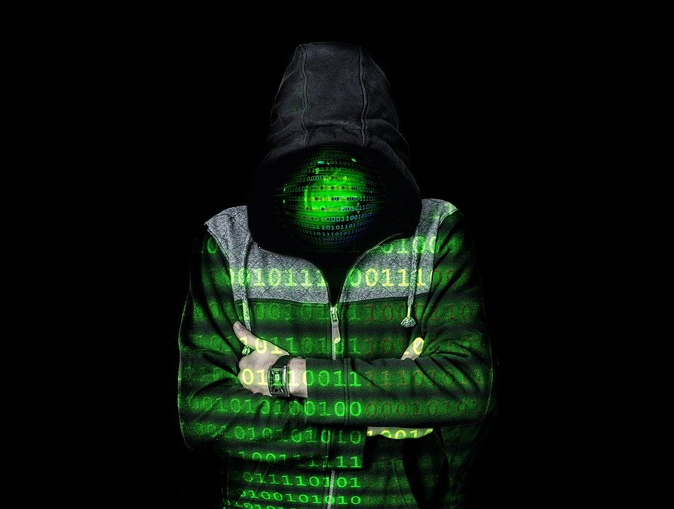 Deep Web, Dark Web, Darkness, Binary, Code, Null, One