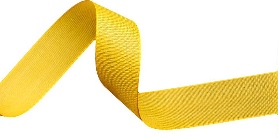 Ribbon   Clipping Accessories 1292774 on yellow car vector