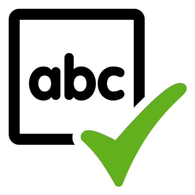 Spellcheck Correct Typo · Free vector graphic on Pixabay  Spellcheck Corr...