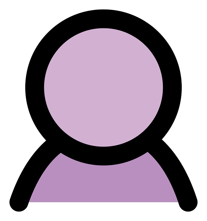 avatar simple anonymous free vector graphic on pixabay