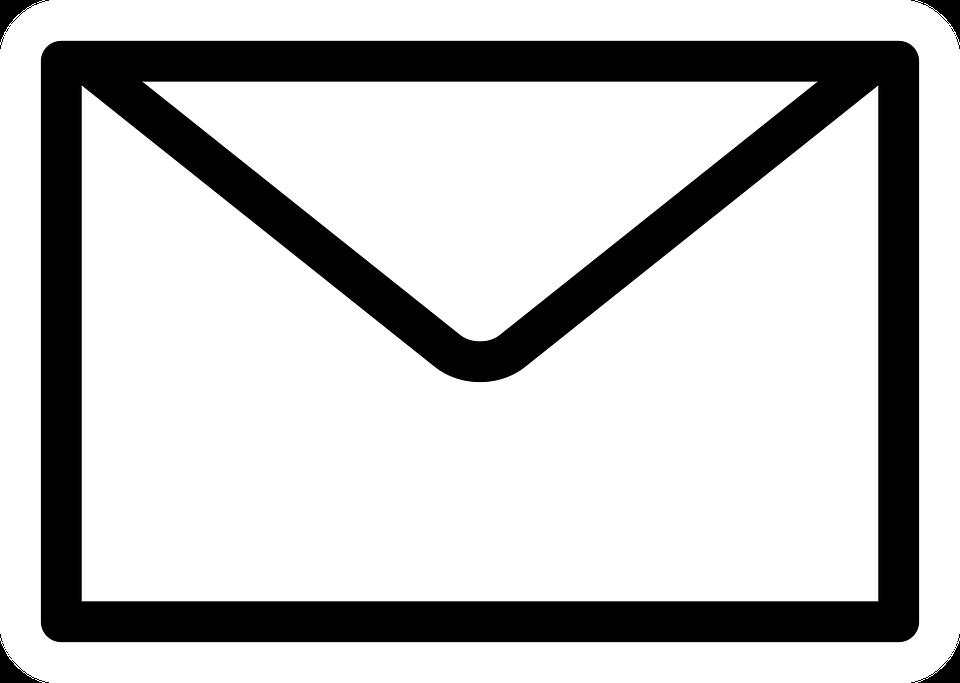 Surat Email Mail Gambar Vektor Gratis Di Pixabay