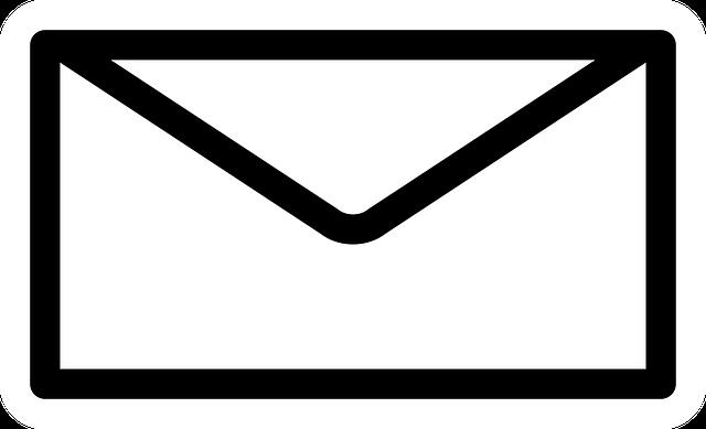 手紙 電子メール メール · Pixabayの無料