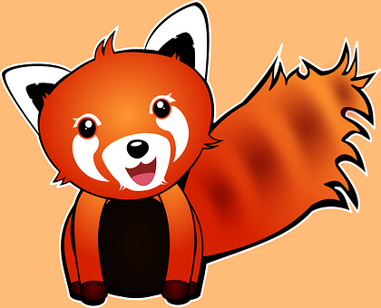 Clipart, Fox, Drawing, Design, Artwork