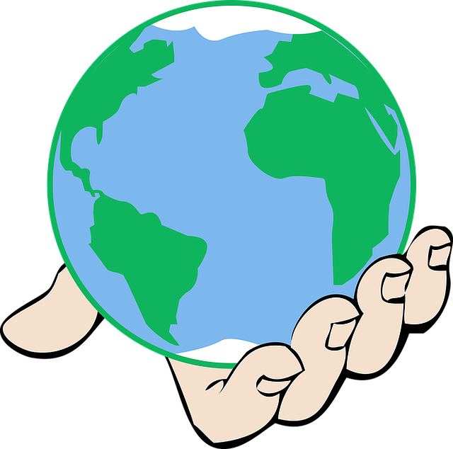 Free vector graphic: Earth, Give, Giving, God, Hand - Free ...