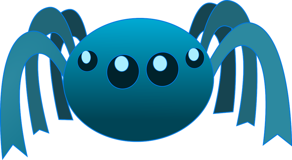 Spider Alien Insect Free vector graphic on Pixabay