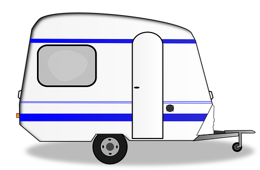 Caravan, Vacations, Car, Trailer