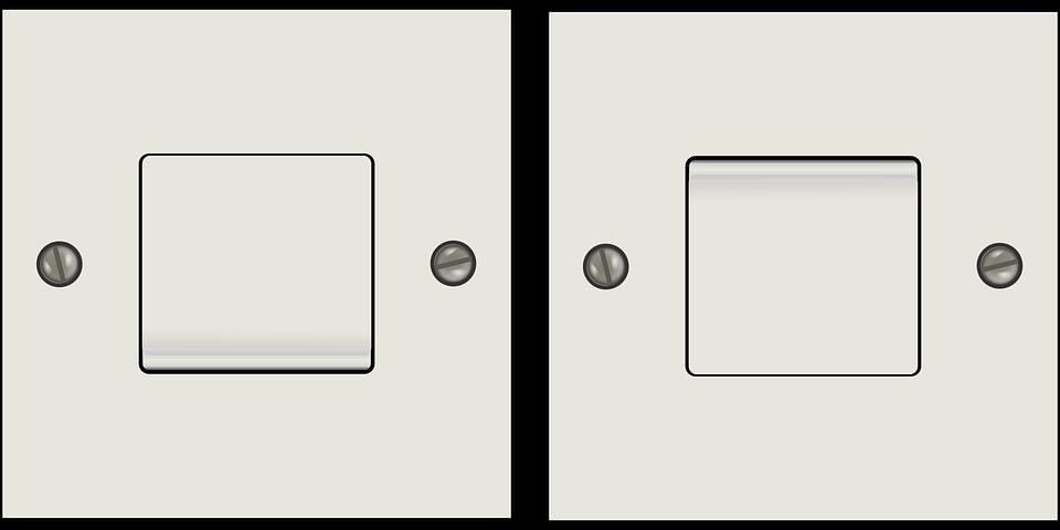 Button Lamp Light Switch