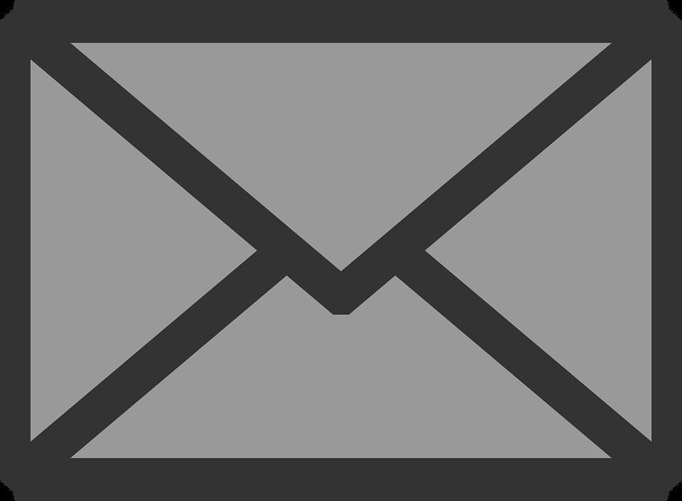 Envelope Icon Free Vector Graphic On Pixabay