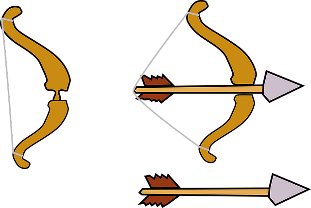 Arco De Imagen Png Png Dibujo: Archery Arrow Bow · Free Vector Graphic On Pixabay
