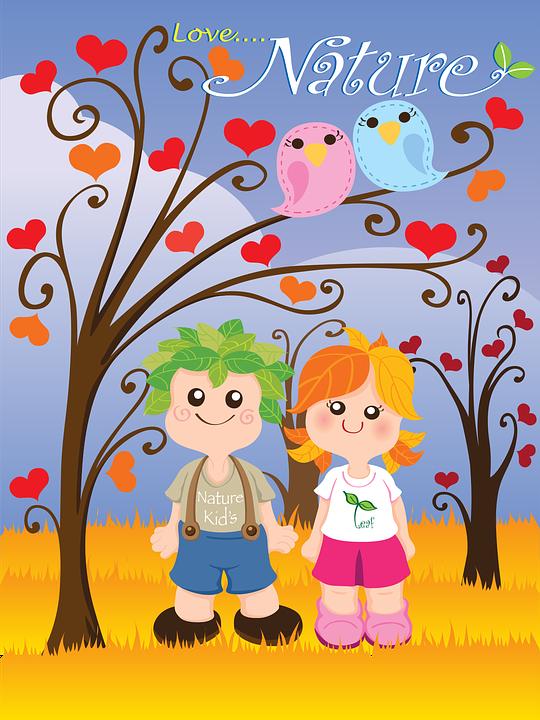 Dibujos Animados Niño Gráficos Vectoriales Gratis En Pixabay