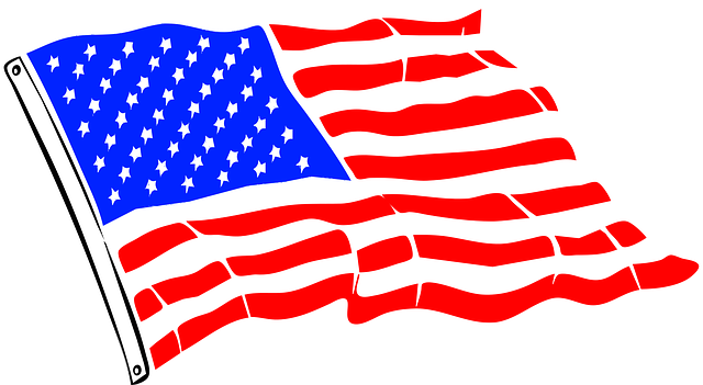 american flag blue red and white free vector graphic on pixabay rh pixabay com american flag graphics for motorcycle helmets american flag graphics for motorcycle helmets