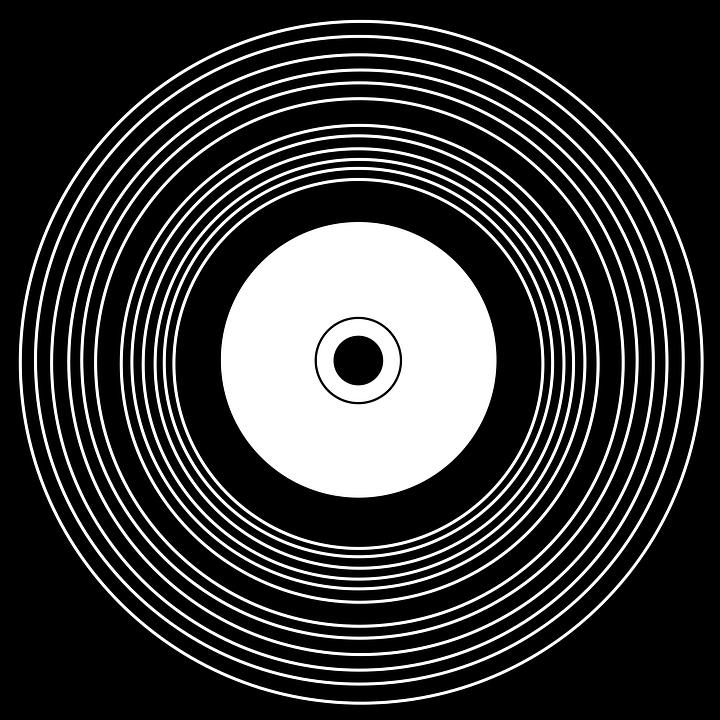 musikk på vinyl