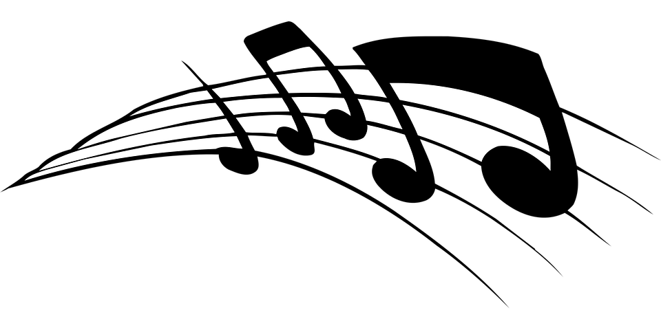 Audio Music Notes Sound Staff Tunes