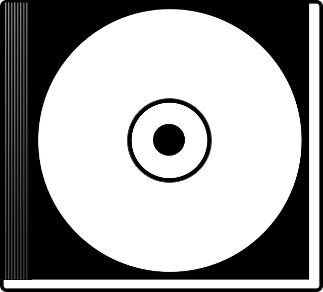 Free Vector Graphic Cd Compact Disc Icon Music Free