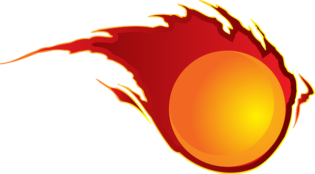 Burn Fire Fireball · Free Vector Graphic On Pixabay