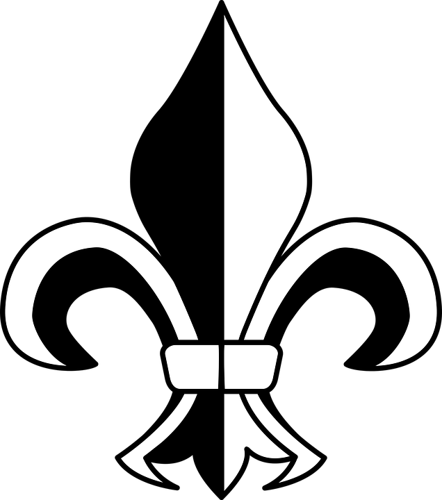 Fleur De Lis Lys French Free Vector Graphic On Pixabay