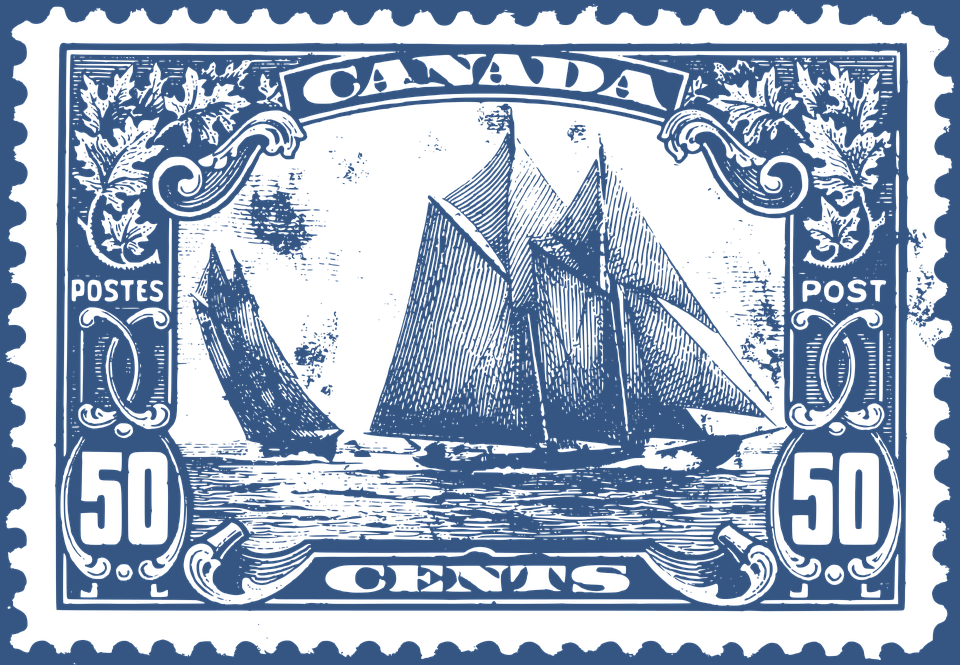 free vector graphic  bluenose  boat  canada - free image on pixabay