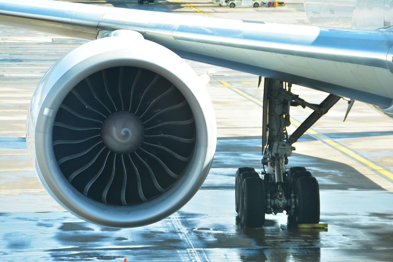 Мотор самолета картинка