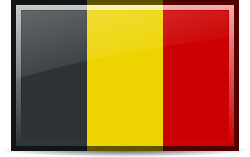 Belgium Flag Icons Rodentia · Free vector graphic on Pixabay