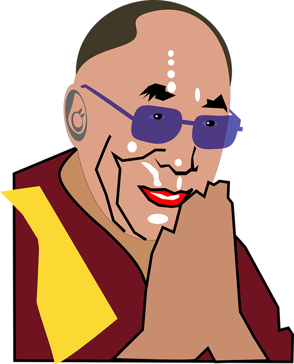 Boeddhisme, Dalai Lama, Lama