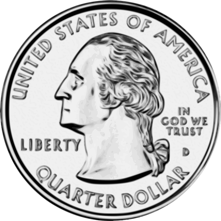 Free vector graphic: America, Coin, Currency, Money - Free ...