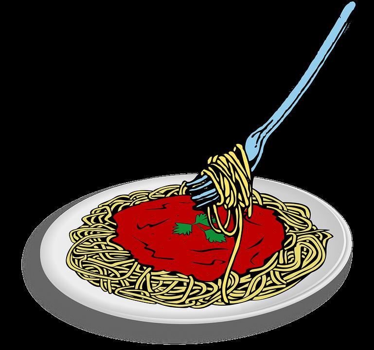 Kostenlose Vektorgrafik Essen Lebensmittel Nudel